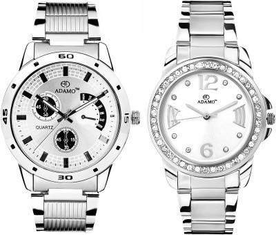 ADAMO Designer Analog Watch   For Men   Women ADAMO Wrist Watches