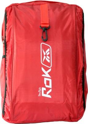 Ultra Digits ROK RED Waterproof School Bag Red, 10 L Ultra Digits School Bags