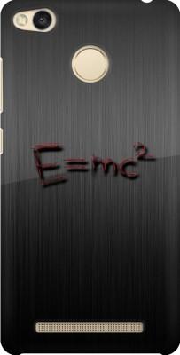 KWINE CASE Back Cover for Mi Redmi 3S Prime Multicolor