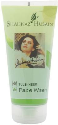 Shahnaz Husain Tulsi -Neem Face Wash 50gm Face Wash(50 g) Flipkart
