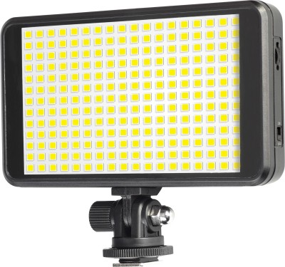 Simpex 234 LED Video Light Flash Black