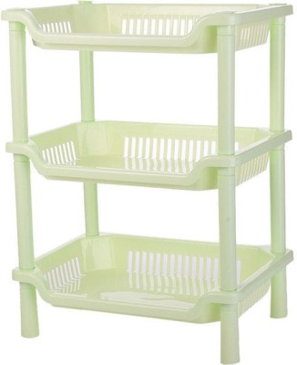 VRT 250718 Plastic Kitchen Rack(Pink)