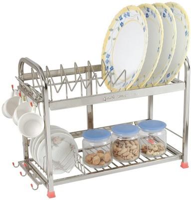 FLIP FINZ Chakla Belan Stand Kitchen Rack Silver Kitchen Rack(Silver)