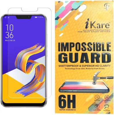 iKare Impossible Screen Guard for Asus Zenfone 5Z, Asus Zenfone 5Z(Pack of 1)