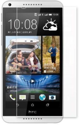 Novo Style Tempered Glass Guard for HTCDesire816(Pack of 1)