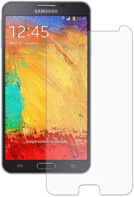 Wideals Tempered Glass Guard for Samsung Galaxy Note 3 Neo(Pack of 1)