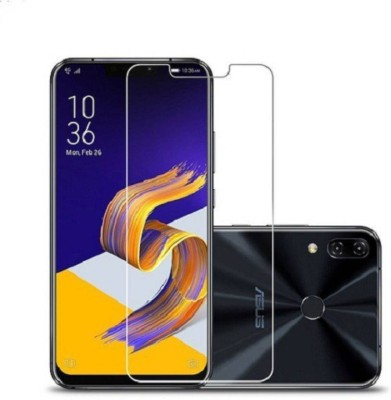 H.K.Impex Tempered Glass Guard for Asus Zenfone 5,asus zenfone 5 tempered glass in mobile screen guard (full body cover glass)(Pack of 1)