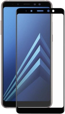 Aspir Tempered Glass Guard for Samsung Galaxy A8 plus(Pack of 1)