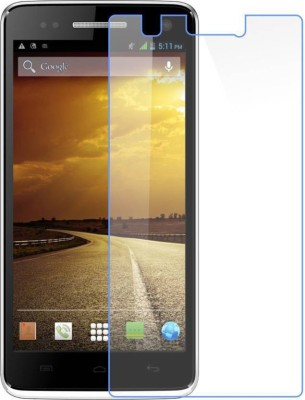 Desirtech Tempered Glass Guard for Micromax Canvas 2 Colors A120(Pack of 1)