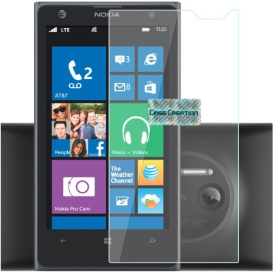 Case Creation Tempered Glass Guard for Nokia Lumia 1020(Pack of 1)