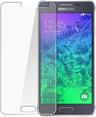 Desirtech Tempered Glass Guard for Samsung Galaxy A5(Pack of 1)