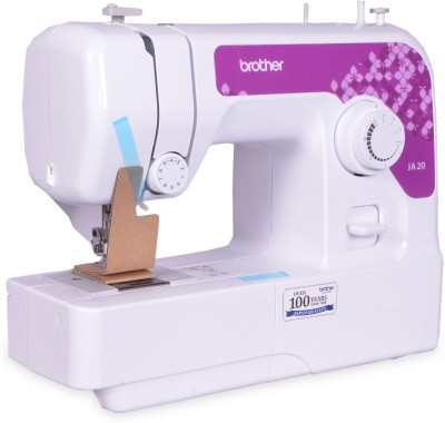 brother JA 20 Electric Sewing Machine( Built-in Stitches 2)