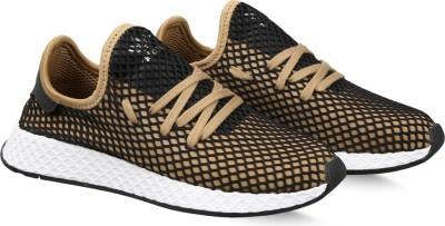 ef148b4fa91f8 50% OFF on ADIDAS ORIGINALS DEERUPT RUNNER Sneakers For Men(Brown) on  Flipkart