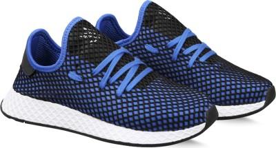 d85f08225e85e Buy ADIDAS ORIGINALS DEERUPT RUNNER Sneakers For Men(Blue) on Flipkart