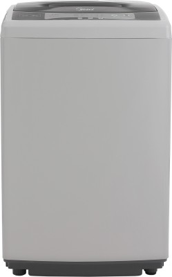 Midea 7.2 kg Fully Automatic Top Load Washing Machine Grey(MWMTL072ZOY)