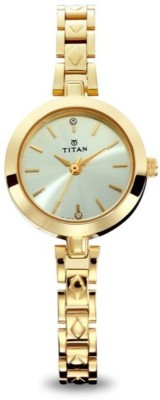 Titan NM2598YM01 Analog Watch   For Women