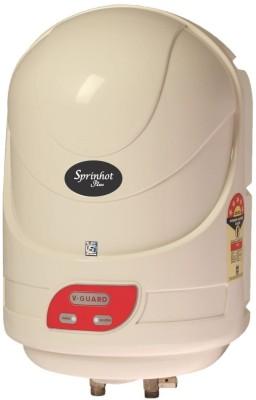 V-Guard 15 L Storage Water Geyser (Sprinhot Plus, Ivory)