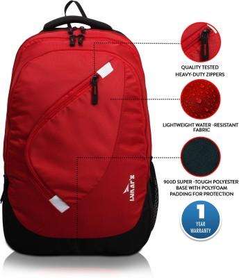 HP 15.6 inch Expandable Laptop Backpack (Black) 20 L Backpack(Black)