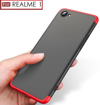 Wow Imagine Back Cover for OPPO Realme 1 Red Wow Imagine Plain Cases   Covers