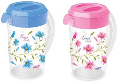Milton Water Jug Set(2400 L, Pack of 2) at flipkart