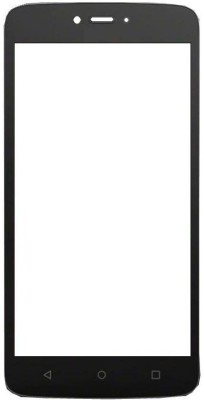 Richuzers Haptic/Tactile touchscreen Mobile Display for Touch Screen Digitizer For MOTOROLA MOTO C BLACK(With Touch Screen Digitizer)