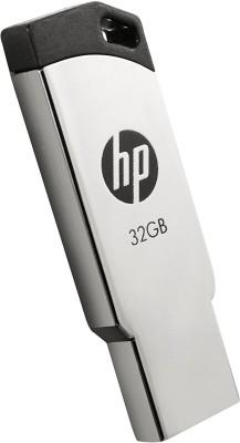HP FD236W 32GB USB 2.0 32 GB Pen Drive(Silver) at flipkart