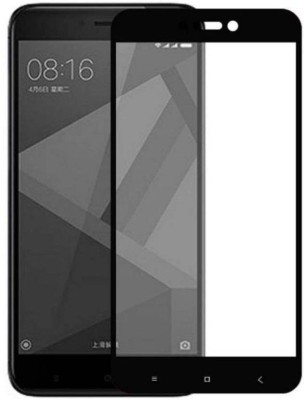 GadgetM Edge To Edge Tempered Glass for Mi Redmi 4(Pack of 1)