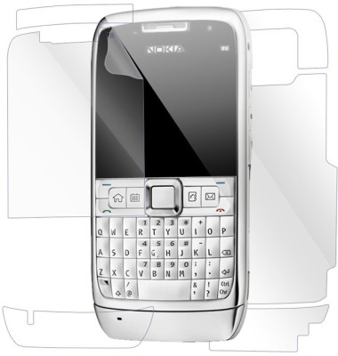 Snooky Front and Back Tempered Glass for Nokia E71(Pack of 1)