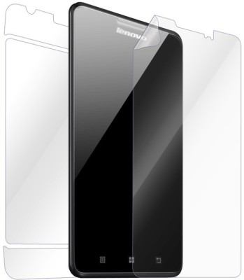 Snooky Front and Back Tempered Glass for Lenovo P780(Pack of 1)