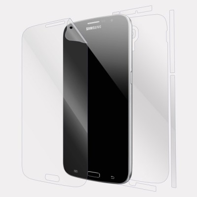 Snooky Front and Back Tempered Glass for Samsung Galaxy Mega 6.3(Pack of 1)