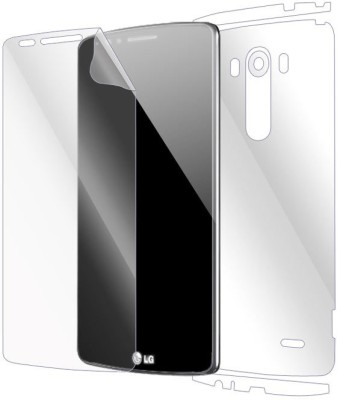 Snooky Front and Back Tempered Glass for LG G3(Pack of 1)