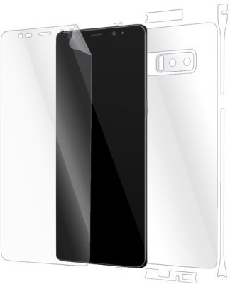 Snooky Front and Back Tempered Glass for Samsung Galaxy Note 8(Pack of 1)