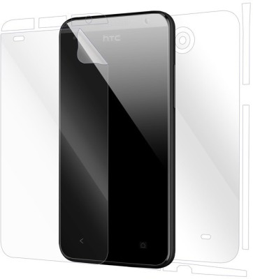 Snooky Front and Back Tempered Glass for HTC Desire 300(Pack of 1)