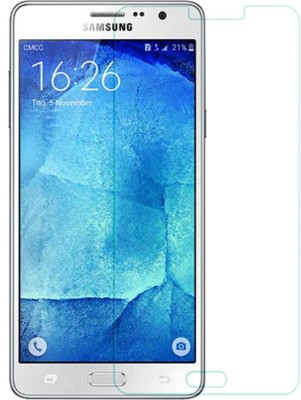 Novo Style Tempered Glass Guard for SamsungGalaxyOn7 (2015) Ultra-Clear HD Tempered Glass Protector