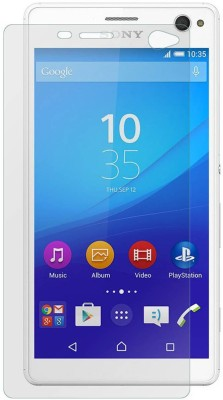 Novo Style Tempered Glass Guard for Sony Xperia C4(Pack of 1)