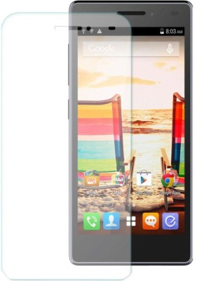 Novo Style Tempered Glass Guard for MicromaxBoltQ332 Ultra-Clear HD Tempered Glass Protector(Pack of 1)