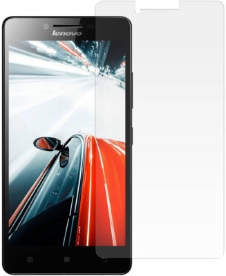 Novo Style Tempered Glass Guard for Lenovo A6000 Ultra-Clear HD Tempered Glass Protector(Pack of 1)