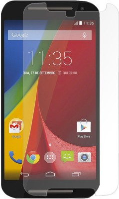 Novo Style Tempered Glass Guard for Motorola Moto G2 (2nd gen) Ultra-Clear HD Tempered Glass Protector(Pack of 1)