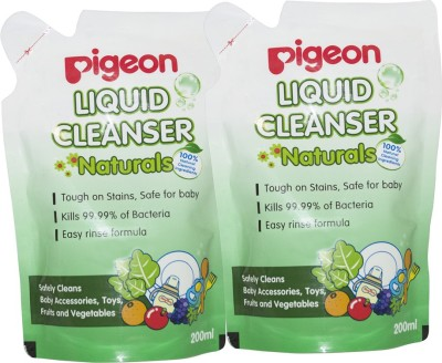 Pigeon LIQUID CLEANSER REFILL COMBO(400 ml)