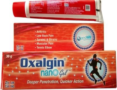 Zydus Oxalgin Gel ( Pack Of 2) Gel(30 g)