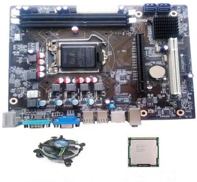 Zebronics H55 Combo Motherboard(Dark)