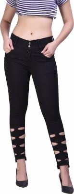 Nifty Slim Women Black Jeans