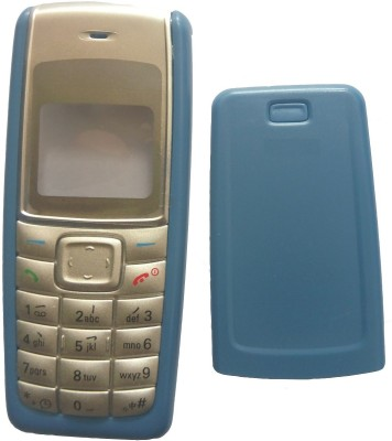 phoneys Nokia 1110 Front & Back Panel(Blue)