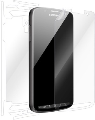 Snooky Front and Back Tempered Glass for Samsung Galaxy S4 Active I9295(Pack of 1)