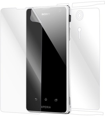 Snooky Front and Back Tempered Glass for sony Xperia LT29i(Pack of 1)