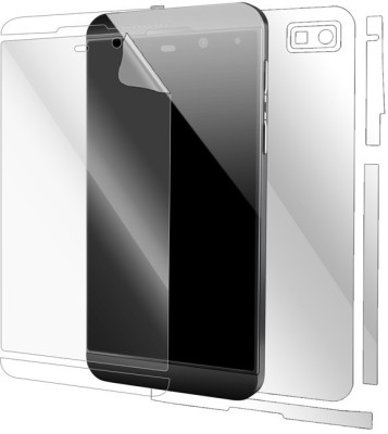 Snooky Front and Back Tempered Glass for BlackBerry Z10(Pack of 1)