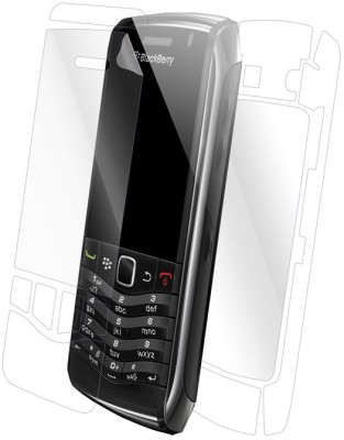 Snooky Front and Back Tempered Glass for BlackBerry Pearl 3G(Pack of 1)