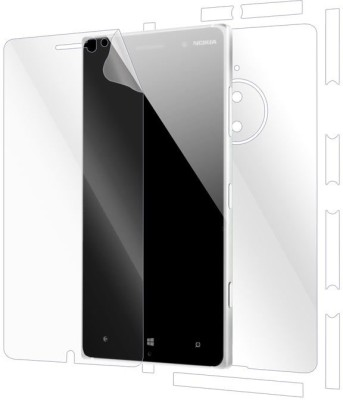 Snooky Front and Back Tempered Glass for Nokia Lumia 830(Pack of 1)