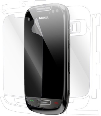 Snooky Front and Back Tempered Glass for Nokia C7(Pack of 1)