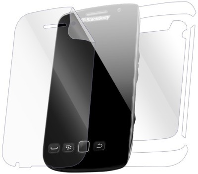 Snooky Front and Back Tempered Glass for Blackberry Torch 9860(Pack of 1)